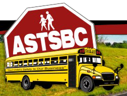 The Association of School Transportation Services of British Columbia Logo