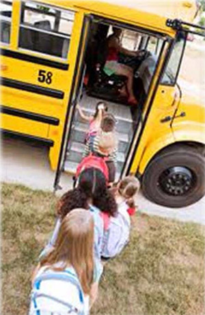 Exceptional School Bus Safety Training with Thinking Driver